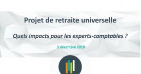 Continuer la lecture > Conférence de Bruneau CHRETIEN sur le projet de retraite universelle